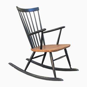 Rocking Chair Vintage par Roland Rainer pour 2K, Scandinavie