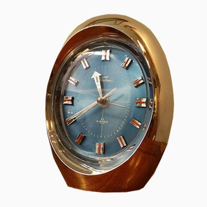 Reloj despertador japonés de 2jewels, años 70