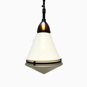 Lámpara colgante Luzette de Peter Behrens para AEG, años 10