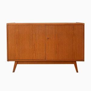Minimal Wooden Sideboard from Jitona, 1960s