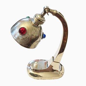 Lámpara de mesa modernista de Josef Hurka para Napako, años 10