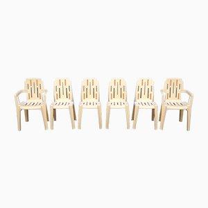 Samba Stühle von Pierre Paulin für Stamp, 1960er, 6er Set