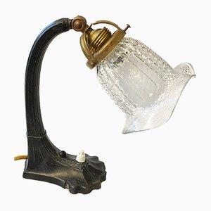 Lampe de Bureau Art Nouveau de Napako, 1910s