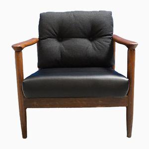 Mid-Century Modern Armchair by Edmund Homa, 1960s