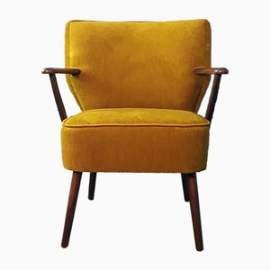 Mid-Century German Cocktail Armchair, 1950s