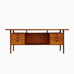 Vintage Writing Desk by Kai Kristiansen