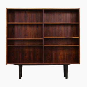 Vintage Rosewood Bookcase from Brouer Møbelfabrik