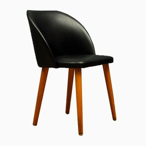 Small Danish Side Chair from AB Slatte Mobler, 1960s