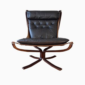 Falcon Chair by Sigurd Ressell for Vatne, 1970s
