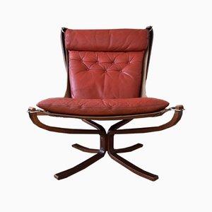Falcon Chair von Sigurd Ressell für Vatne, 1970er