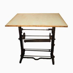 Antique French Drawing Table from Darnay