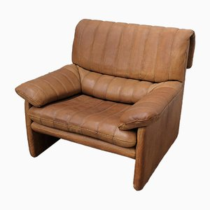 DS 86 Leather Armchair by de Sede, 1970s