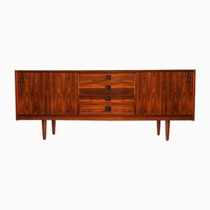 Vintage Swedish Rosewood Sideboard from Bogeryds