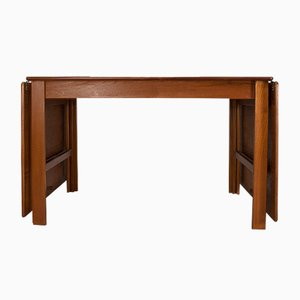 Mid-Century Teak Dining Table by Nils Jonsson