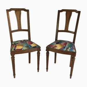 Chaises Antiques, France, Set de 2