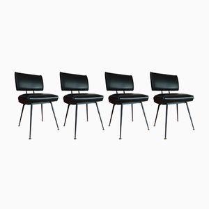 Vintage Ant Chairs, 1960er, 4er Set