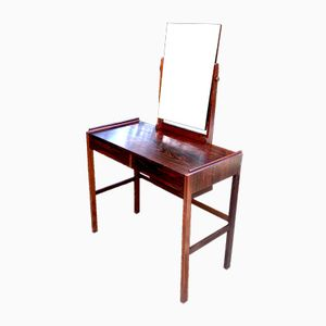 Dressing Table with Adjustable Swing Mirror by Arne Vodder for N.C. Mobler, 1960s