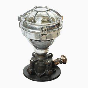 Lámpara señal vintage