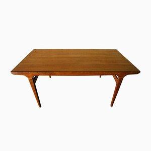 Table de Salle à Manger en Teck par Johannès Andersen pour Samcon, 1960s