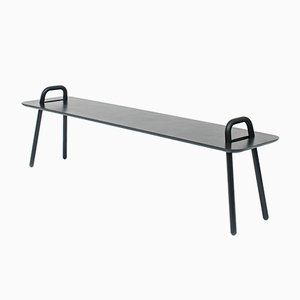Extra Large AGRAFE Bench by MICKAEL DEJEAN