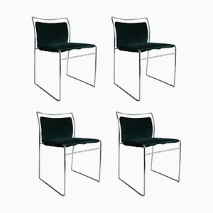 Tulu Chairs by Kazhuide Takahama for Simon Gavina, 1968, Set of 4