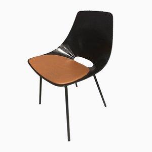 Französischer Stuhl von Pierre Guariche für Steiner, 1950er