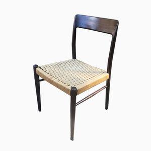 Modell 75 Chairs von Niels Otto Møller, 1960er, 6er Set