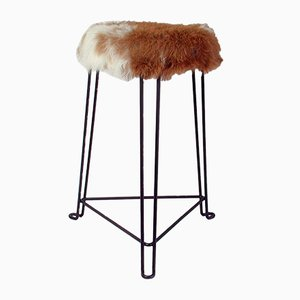 Mid-Century Stool by Jan Van Der Togt for Tomado, 1950s