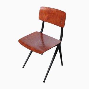 Vintage Esszimmerstühle mit Kompass-Beinen von Marko
