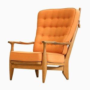 Sessel von Guillerme & Chambron für Votre Maison, 1950er