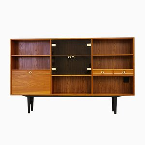 Mid-Century Danish Teak Highboard