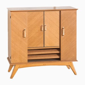 French Oak Cabinet, 1960s