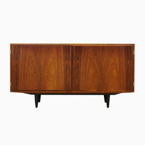 Danish Rosewood Cabinet by Carlo Jensen for Hundevad & Co., 1960s
