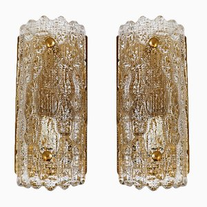 Gefion Sconces by Carl Fagerlund for Lyfa, 1960s, Set of 2