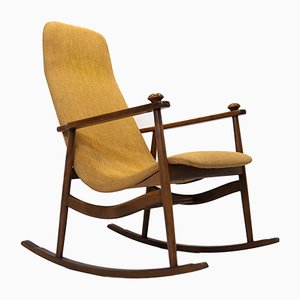 German Rocking Chair, 1950s