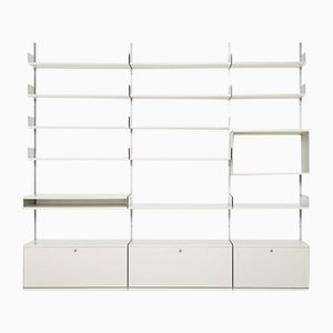 Wall System by Dieter Rams for Vitsœ, 1960s