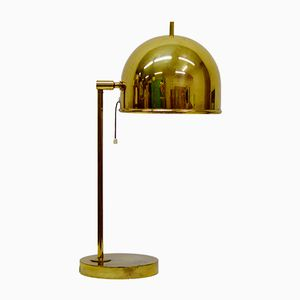Brass B-075 Table Lamp from Bergboms, 1960s