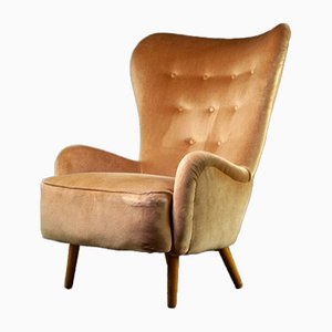 Vintage Lounge Chair by Ernest Race for Race Furniture