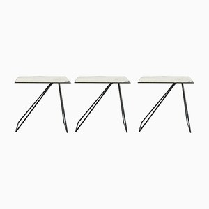 Modular Coffee Tables by Anouchka Potdevin, Set of 3