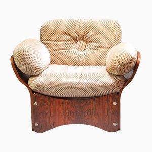 Pica Sessel aus Palisander von Max Clendinning für Race Furniture, 1960er