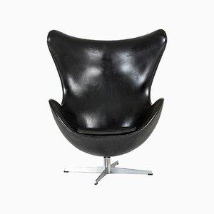 Egg chair di Arne Jacobsen per Fritz Hansen, anni '60
