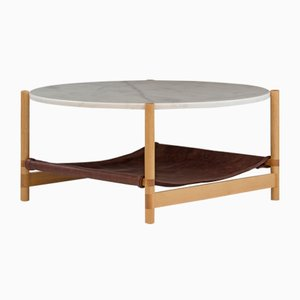1.02 Circular Coffee Table by Pedro Miguel Santos for AYLE