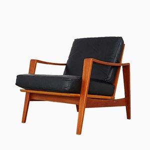 Armlehnstuhl von Arne Wahl Iversen für Komfort, 1960er