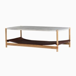 Tavolino da caffè rettangolare 1.03 di Pedro Miguel Santos per AYLE