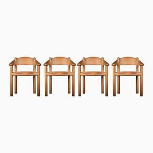 Dining Room Chairs by Rainer Daumiller, Set of 4