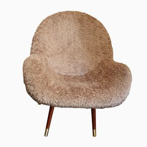 Vintage Lounge Chair by Fritz Neth