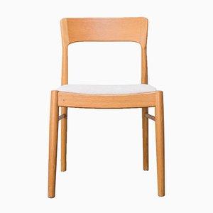 Danish Oak Chair by Kai Kristiansen for KS Møbler, 1960s