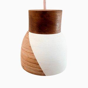 Lampe à Suspension Nutshell par Joe Lyster pour Lumo Lights