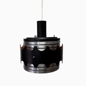 East German Ceiling Lamp from VEB Metalldrücker, 1980s
