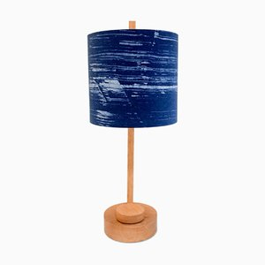 Shibori Tischlampe von Joe Lyster für Lumo Lights